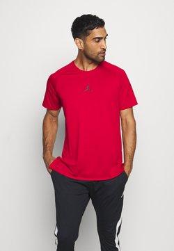 Jordan - AIR - Printtipaita - gym red/black