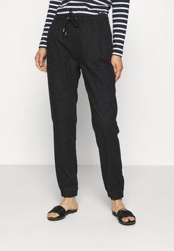 Q/S designed by - Pantalones - black