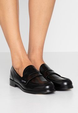 Calvin Klein - SHANTI - Instappers - black