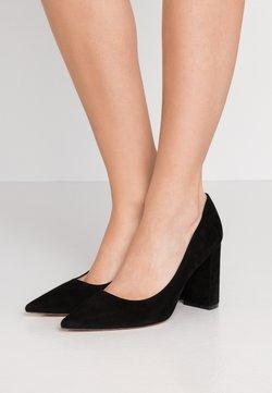 HUGO - INES CHUNKY - High Heel Pumps - black