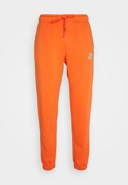 Nike Sportswear - PANT - Trainingsbroek - electro orange/(reflective)