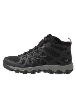 Columbia - PEAKFREAK X2 MID OUTDRY - Hikingschuh - black/titanium