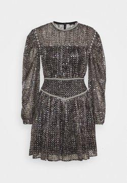 maje - RIMIX - Cocktailkleid/festliches Kleid - argent