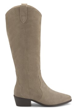 Another A - Stiefel - taupe
