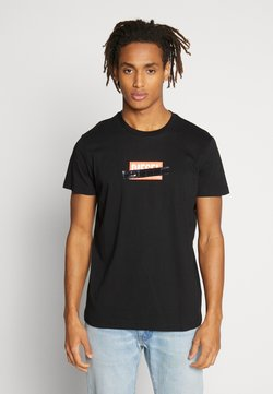 Diesel - DIEGO - Print T-shirt - black