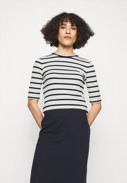 HUGO - NILARA - T-Shirt print - open blue