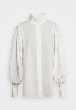 Gina Tricot - RIVER SHIRT - Camisa - offwhite