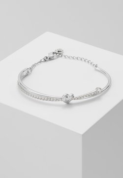 Swarovski - LIFELONG BANGLE OPEN - Armband - white