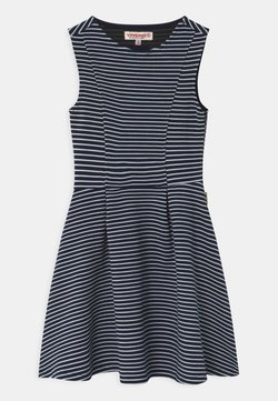 Vingino - PALETTE STRIPED PARTY  - Jerseykleid - dark blue