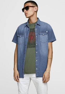 Jack & Jones - Camisa - medium blue denim