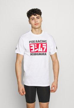 Fox Racing - YOSHIMURA HONDA TEE - T-Shirt print - white