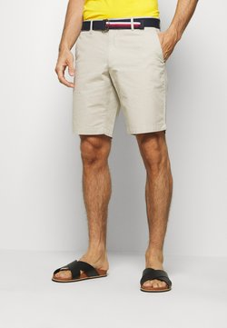 Tommy Hilfiger - BROOKLYN LIGHT BELT - Shorts - beige