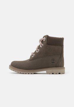 Timberland - CONVENIENCE LACE BOOT - Schnürstiefelette - olive