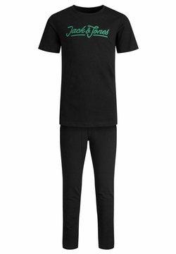 Jack & Jones Junior - SET - Pyjama - black