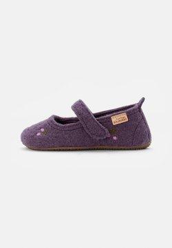 Living Kitzbühel - BALLERINA BLUMENSTICK - Tohvelit - vintage violett