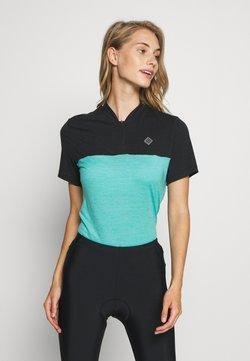 Triple2 - SWET NUL WOMEN - T-Shirt print - lapis