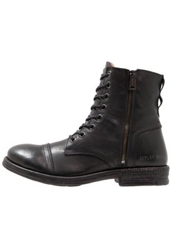Replay - PHIM - Schnürstiefelette - black