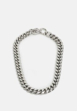 Northskull - ATTICUS CHAIN NECKLACE - Ketting - silver-coloured