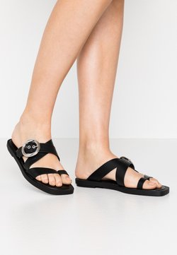 Topshop - PINE  - Tongs - black