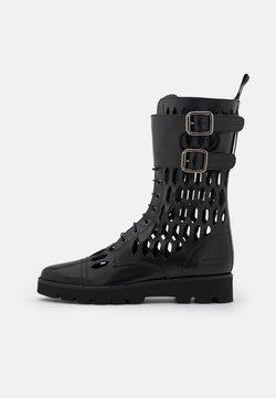 Melvin & Hamilton - SELINA 50 - Lace-up boots - black