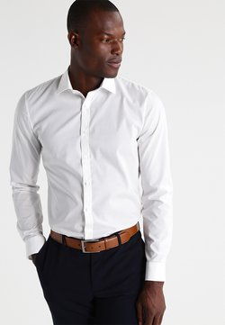 OLYMP - OLYMP NO.6 SUPER SLIM FIT - Businesshemd - off white