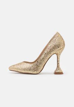 BEBO - MONICA - Zapatos altos - gold glitter