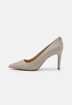 MICHAEL Michael Kors - DOROTHY FLEX  - Zapatos altos - white/rainbow