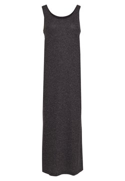 Selected Femme Petite - SLFIVY MAXI DRESS PETITE - Maxi-jurk - black