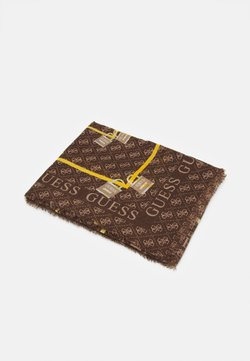 Guess - TYREN KEFIAH - Tuch - brown