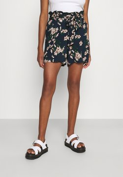 Vero Moda - VMSIMPLY EASY - Shorts - navy blazer