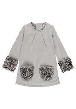 Boboli - Freizeitkleid - melange grey