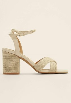 NA-KD - Sandales - beige