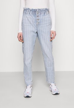 American Eagle - MOM - Slim fit jeans - retro indigo