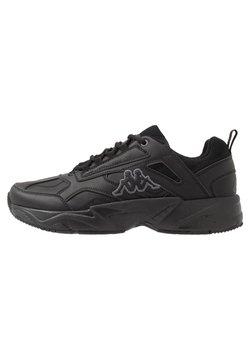 Kappa - SULTAN - Sportschoenen - black