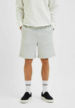 Selected Homme - Shorts - chinois green