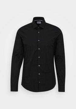 Calvin Klein Tailored - STRETCH SLIM  - Businesshemd - black