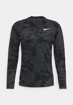 Nike Performance - Funktionsshirt - iron grey/white