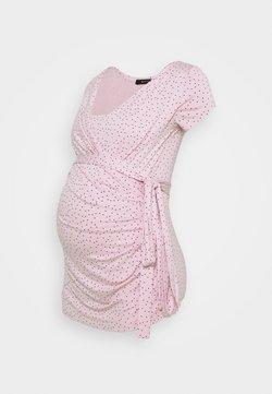 9Fashion - SOLANGE  - T-Shirt print - pink polka