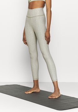 Cotton On Body - REVERSIBLE 7/8 - Tights - oregano
