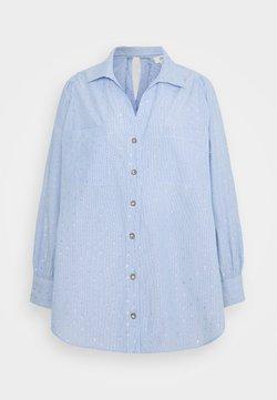 River Island Petite - Camisa - blue