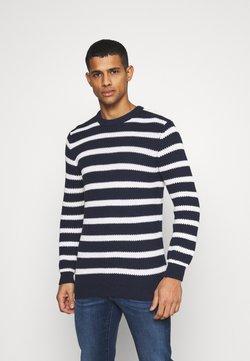 Minimum - Strickpullover - navy blazer