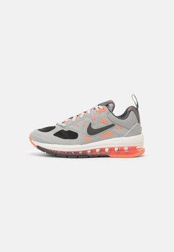 Nike Sportswear - AIR MAX GENOME UNISEX - Baskets basses - light smoke grey/iron/bright mango/summit white