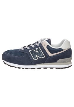 New Balance - GC574GV  - Matalavartiset tennarit - navy