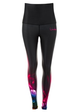 Winshape - HWL102 COSMIC HIGH WAIST -TIGHTS - Tights - cosmic