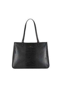 Wittchen - CROCO - Handtasche - schwarz