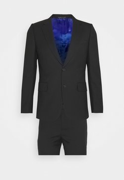 Paul Smith - GENTS TAILORED FIT BUTTON SUIT - Anzug - black