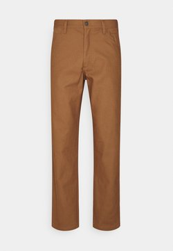 Dickies - DUCK CARPENTER PANT - Cargo trousers - brown duck