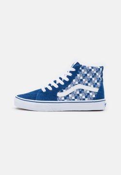 Vans - SK8 UNISEX - Sneakers alte - true blue/true white