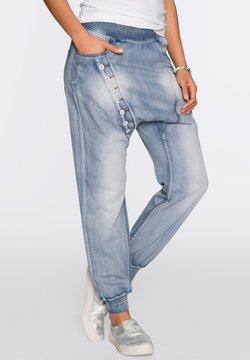 bonprix - Jeans Relaxed Fit - blau