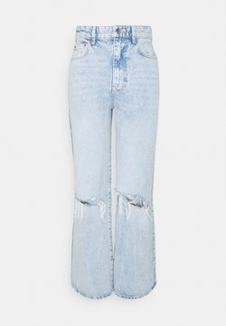 Gina Tricot - IDUN WIDE - Jeans relaxed fit - bleach blue